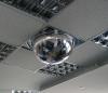 Зеркало обзорное для помещений купольное